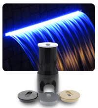 fiber optic lighting pool. fiber optic water features lighting pool