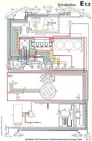 1968 69 bus wiring diagram thegoldenbug auto electrical wiring 1968 VW Bug Wiring-Diagram at 1968 Vw Bus Fuse Box