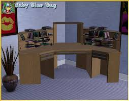 corner desk office max. bbb office max corner desk clutter