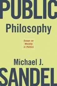 Nonfiction Book Review Public Philosophy Essays On Morality In