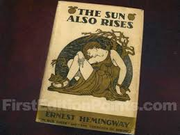 sun also rises essay the sun also rises essay