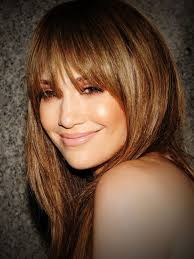 Hairstyle Long Layers With Side Swept Bangs Long Layered Haircuts