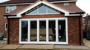 french doors with blinds. Aluminium Origin White Bifold Door With Integral Blinds French Doors T