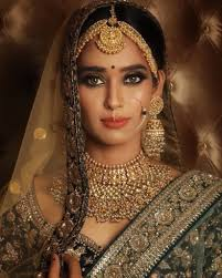 bindi is something that does not suit everybody but it takes the bridal look to whole another level on your wedding day ask your makeup artist if bindi is
