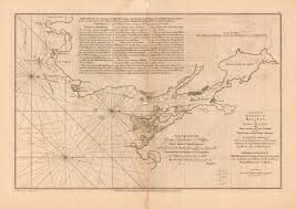 File A Chart Of The Harbour Of Halifax In Nova Scotia With