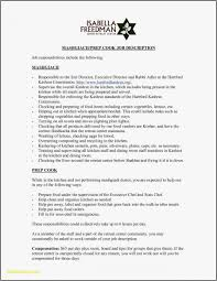 Restaurant Server Resume Free Templates Free Editable Resume