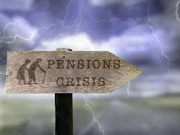 Image result for Pension Storm