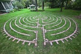 Small Picture Labyrinths are ancient symbols which can be found imprinted on the