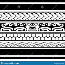 полинезийская картина рукава татуировки самоанское предплечье