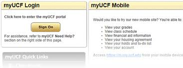 how to apply housing and residence life ucf step i log into myucf