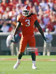 Duane Coleman of the Clemson Tigers stands on the field during the... News  Photo - Getty Images