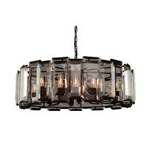 artcraft lighting palisades 12 light drum chandelier