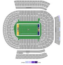 Lsu Football Ticket Seating Chart How To Find The Cheapest Lsu Vs Florida Football Tickets