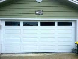 install windows in garage door cat door for garage door cat door for garage garage door