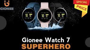 Gionee SmartWatch 7 Price & Launch Date ...