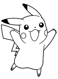 Coloringonly has got full collection of printable pokemon coloring sheet. Pokemon Pikachu Coloring Pages Printable Free Pokemon Coloring Pages
