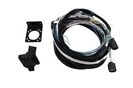 jeep tow wiring harness auto wiring diagram amazon com genuine jeep accessories 82210214ab trailer tow wiring jeep wrangler trailer wiring harness genuine jeep