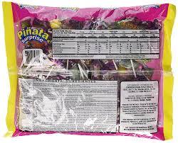 Amazon Com Sonrics Pinata Surprise Candy 2 5 Pound Grocery