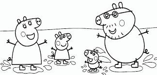 Giochi Peppa Pig Peppa Pig Da Colorare