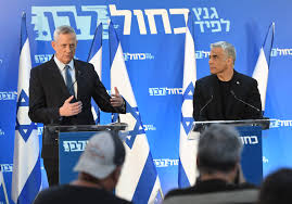 Benny Gantz: We want to build broad national unity government ...