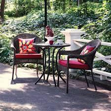 spruce hills 3 piece outdoor bistro set