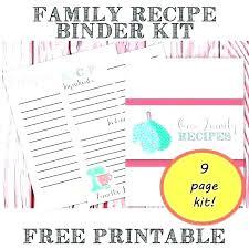 Online Cookbook Template Online Journal Template Clairhelen Co