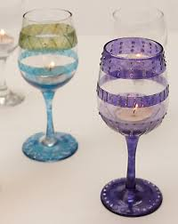 Wine Glass Decorating Designs Make Wine Glass Decorations Design Idea and Decors 9