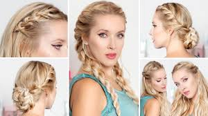 Cute Easy Medium Hairstyles Cute Easy Hairstyles For School Medium Long Hair Frisuren F 1 4 R
