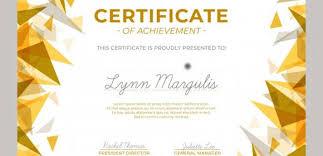 Samples Of Awards Certificates Free 36 Award Certificate Templates In Examples Samples