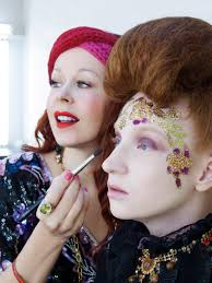 astrid kearney is an international makeup designer and creative educator based in london