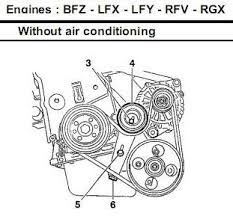 xantia belt serpentine diagram french car forum image