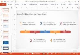 Timeline Template For Mac Powerpoint Koolzone Info