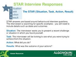 Star Questions Tips For Successful Job Interviewing Interview Questions