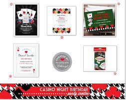 Party Invites Online Party Invitations Casino Party Invitations Simple Casino