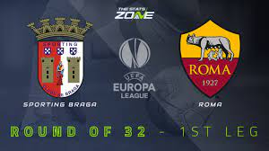2020-21 UEFA Europa League – Sporting Braga vs Roma Preview & Prediction -  The Stats Zone