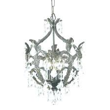 oil rubbed bronze and crystal chandelier allen roth eberline
