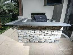 outdoor kitchen countertops outdoor kitchen countertops tile