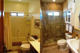 Small Picture Get Inspired by Small Bathroom Remodels Before and After