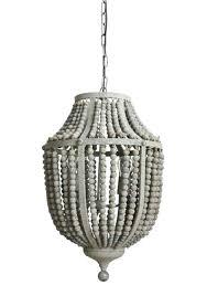beaded hanging chandelier gray aged iron and wooden bead chandelier hanging light fixture beaded pendant chandelier