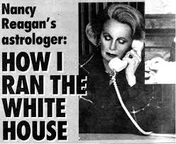 Nancy Reagan Astrology Chart Joan Quigley The Reagans Astrologer And Policy Maker