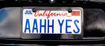 The Loophole Plate Steve License Closes Instamotor California Jobs