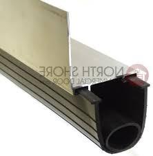 garage door seal for uneven concrete spectacular startling exterior sealing interior design 7