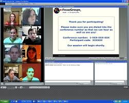 Online Group Online Video Focus Groups Webcam Market Research E