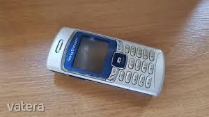 Sony Ericsson T230 régi nyomógombos ...