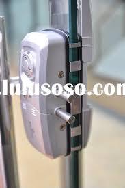 sliding door lock keypad keypads for
