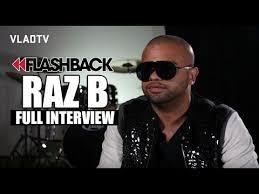 Raz B on B2K Break Up, Nearly Losing Hand, Chris Stokes ...