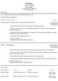 Veteran Resume Examples Cool Military Veteran Resume Letsdeliverco