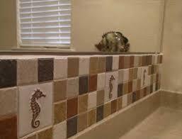 Decorative Bathroom Tile Decorative Bathroom Tile Home Interior Decorating Ideas