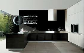 just kitchen designs. 9 elegant black kitchen cabinets design ideas - remodeling the area is not just about with modern, or other styles. designs