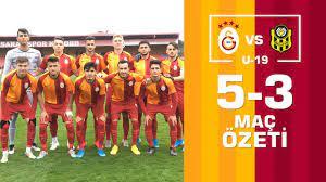 📺 Özet | Galatasaray 5-3 BtcTürk Yeni Malatyaspor (U19 Elit Gelişim Ligi)  - YouTube